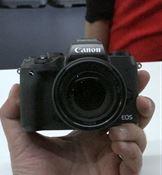 Canon EOS M5 ön inceleme