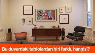 Samsung'dan tablo gibi televizyon: The Frame