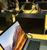 Macbook Pro için harici AMD RX 580 | Thunderbolt ekran kartı kutusu