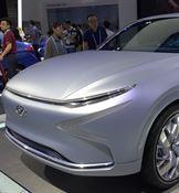 Hyundai'den geleceğin otomobili