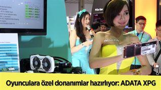 Oyunculara özel performans donanımları: ADATA XPG
