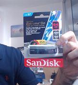 Sandisk Extreme GO USB 3.1 Flaş Bellek inceleme