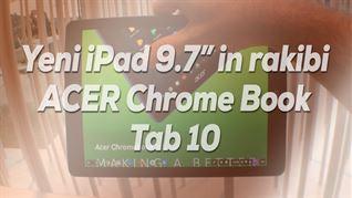 Yeni iPad 9.7'e rakip geldi