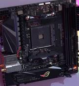 AMD Ryzen 2 için atom karınca anakart