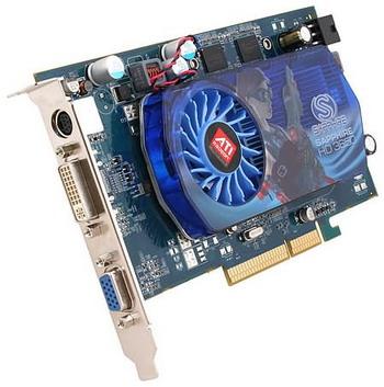 Ati Radeon Hd 3650 Agp Rv635 Видеоадаптер