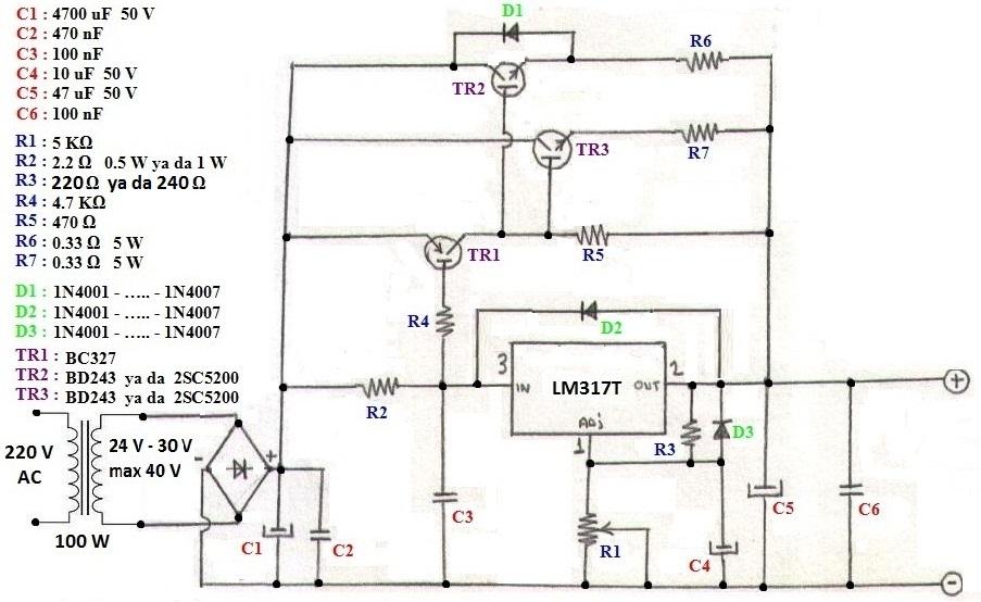1 Amper Kaç Watt – Kaç Volt Yapar 57