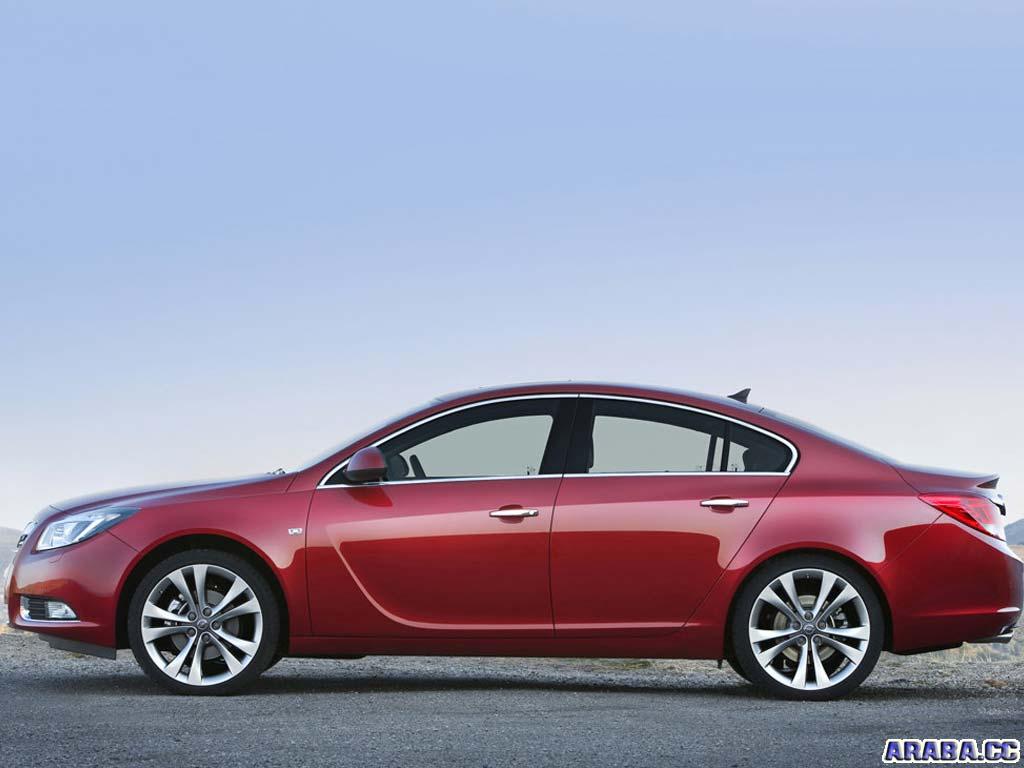 Opel Insignia седан.  2012. Спец…