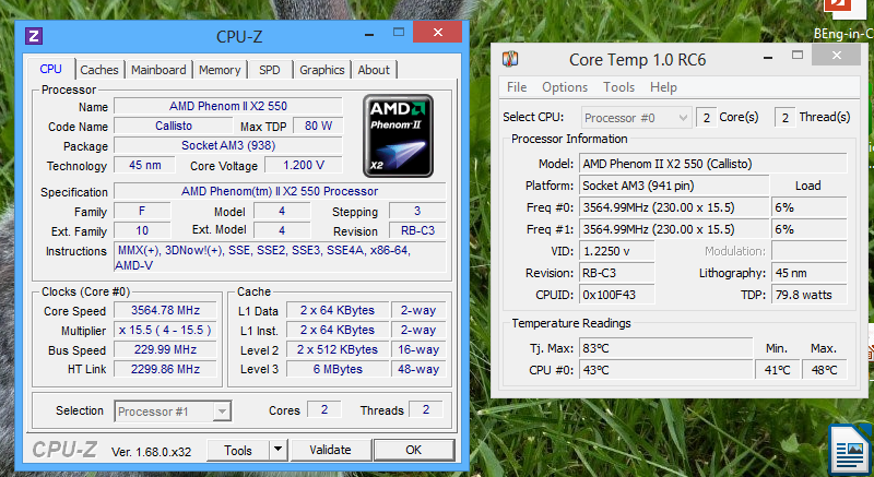 CPU-Z 184 Download - TechSpot