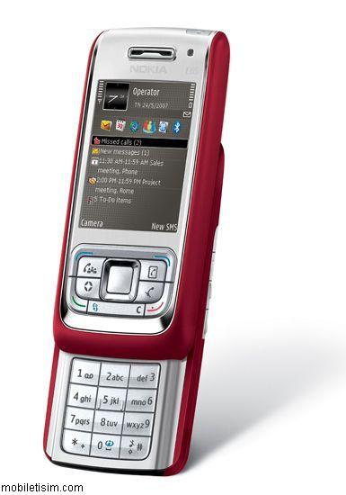 Фото, картинки и изображения Nokia E65 в хорошем качестве.