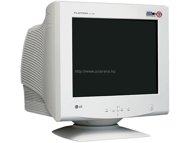 монитор lg flatron 795ft