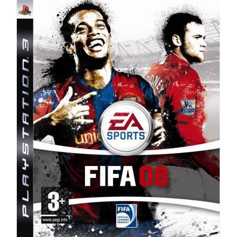 Игровая приставка: PS3 (Sony PlayStation 3) FIFA 08 (PS3) Видеоролики Видео