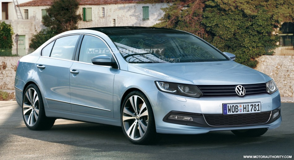 New Volkswagen Passat 2012 Model