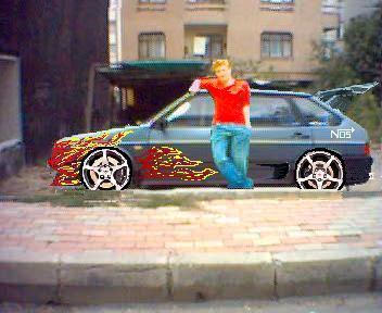 Otomobil ve otomotiv dünyası genel lada samara modifiyesi