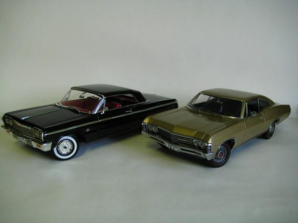 chevrolet impala 67. 1964 Chevrolet Impala SS 409