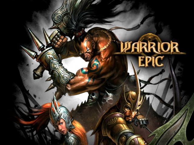 0.0. Warrior Epic - бесплатная многопользовательская онлайновая игра...