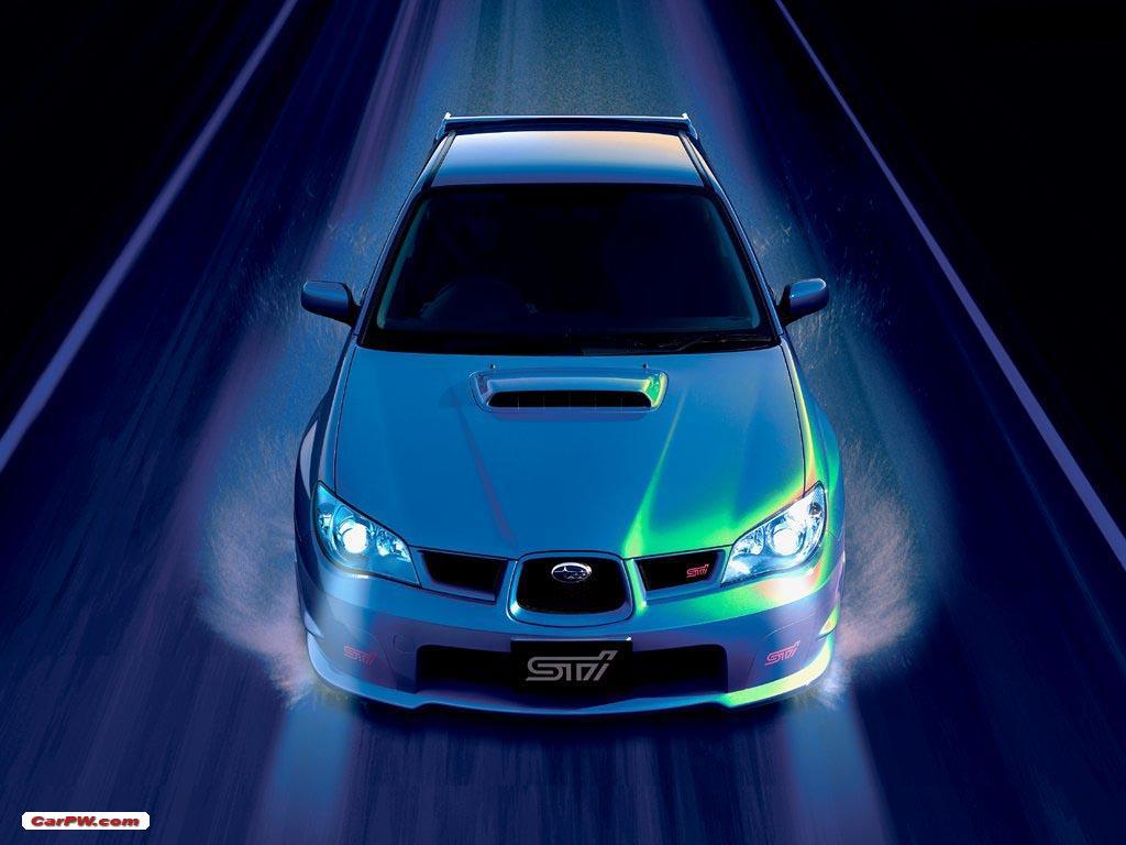 Скачать фотографии Subaru Impreza WR…