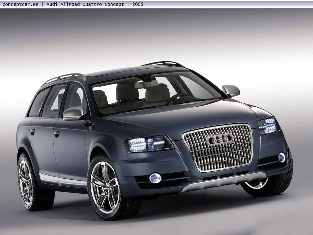 Фото Audi Allroad / страница 2.