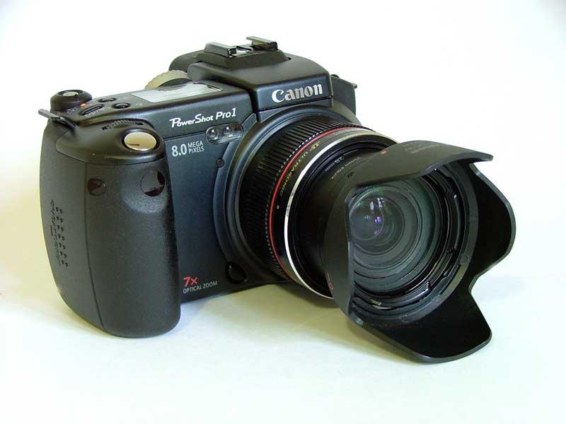 Продам превдозеркалку canon powershot pro1.